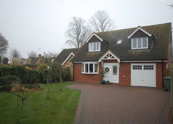 Thumbnail 4 bed detached bungalow for sale in Station Lane, Farnsfield, Nottinghamshire