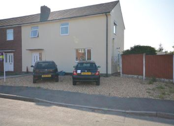 Thumbnail 4 bed semi-detached house to rent in Sidney Road, Neston