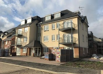 Thumbnail 2 bed flat for sale in Waggoners Walk, Aldershot