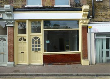 Thumbnail Retail premises to let in Manor Road, Gravesend