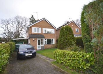 Thumbnail 3 bed detached house for sale in Arkwood Close, Spital, Wirral
