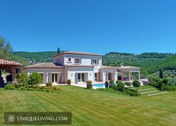 Thumbnail 9 bed villa for sale in Grasse, French Riviera, France