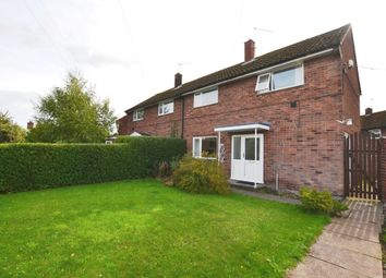 Thumbnail 3 bed semi-detached house for sale in Highfields, Market Drayton