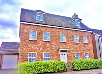 Thumbnail 5 bed detached house for sale in Calthwaite Drive, Brough