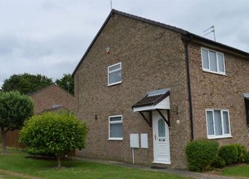 Thumbnail 2 bed semi-detached house for sale in Walgrave Close, Little Billing, Northampton