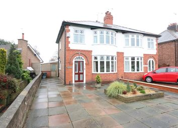 Thumbnail 3 bed semi-detached house to rent in Westfield Strawberry Way East, Backford, Chester