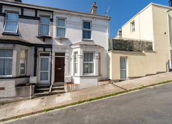 Thumbnail 3 bed end terrace house for sale in Cotehele Avenue, Keyham, Plymouth