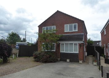 Thumbnail 4 bed detached house for sale in Quantock Road, Quedgeley, Gloucester