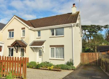 Thumbnail 3 bed semi-detached house for sale in Champernowne, Modbury, Ivybridge