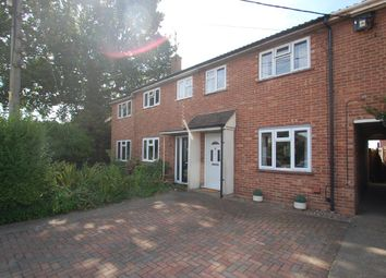 Thumbnail 3 bed terraced house for sale in Holly Road, Stanway, Colchester