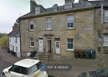Thumbnail 1 bed flat to rent in Bannockburn, Stirling