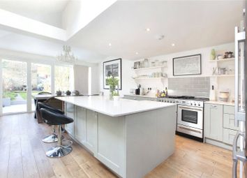Thumbnail 4 bed terraced house to rent in Marcilly Road, Battersea, London
