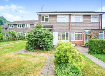 Thumbnail 3 bed terraced house to rent in Francis Chichester Close, Ascot