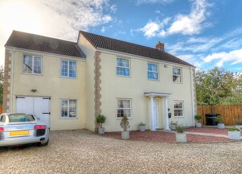 Thumbnail 5 bed detached house for sale in The Orchards, Meare, Glastonbury