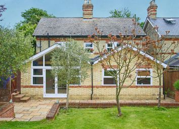 Thumbnail 4 bed detached house for sale in Ickleton Road, Duxford, Cambridge