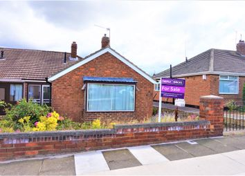 Thumbnail 2 bedroom semi-detached bungalow for sale in Lodge Road, Middlesbrough
