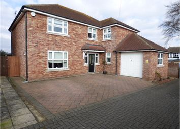 Thumbnail 4 bed detached house for sale in Lyra Close, Rainham, Gillingham