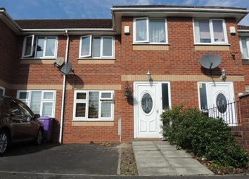 Thumbnail 3 bed town house for sale in Parkview Road, Croxteth, Liverpool