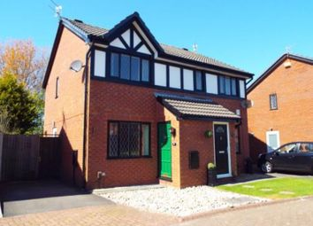 Thumbnail 2 bed semi-detached house for sale in Strathyre Close, Blackpool, Lancashire