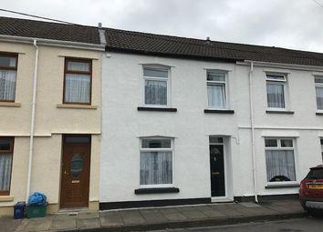 Thumbnail 3 bed terraced house for sale in Pembroke Street, Troedyrhiw, Merthyr Tydfil