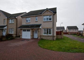 Thumbnail 4 bed detached house for sale in Galan, Alloa