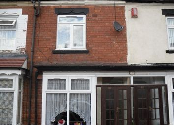 Thumbnail 2 bedroom terraced house to rent in Markby Road, Winson Green