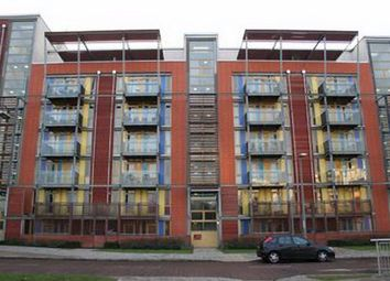 Thumbnail 2 bed flat to rent in West Parkside, Greenwich, London