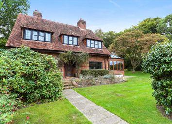 Thumbnail 4 bed detached house for sale in Alma Lane, Farnham, Surrey