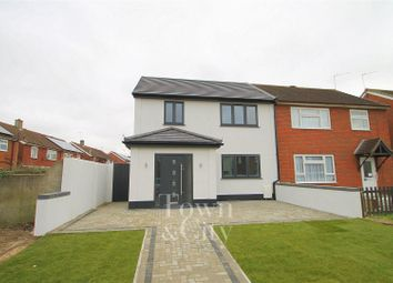 Thumbnail 4 bedroom semi-detached house for sale in Newton Abbot Road, Northfleet, Gravesend