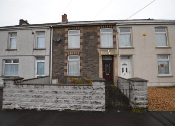 Thumbnail Terraced house for sale in Leyshon Road, Gwaun Cae Gurwen, Ammanford