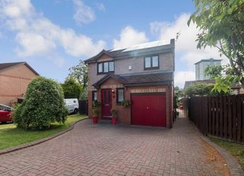Thumbnail 3 bed detached house for sale in Redhurst Crescent, Paisley, Renfrewshire, .