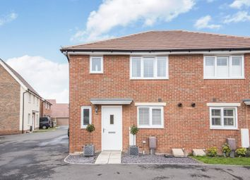 Thumbnail 3 bed semi-detached house for sale in Blacksmith Way, Felpham, Bognor Regis