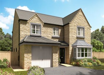 Thumbnail 4 bed detached house for sale in The Orchard, Whalley Road, Barrow, Clitheroe, Lancashire