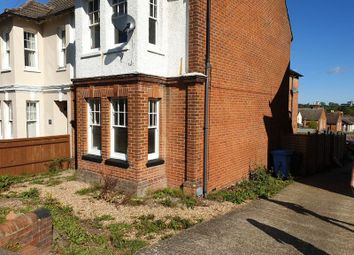 Thumbnail 2 bed flat to rent in Church Lane East, Aldershot