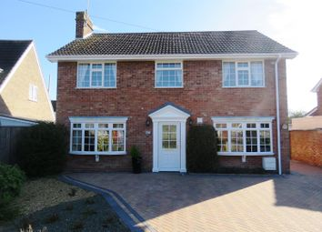 Thumbnail 4 bed detached house for sale in St. Judiths Lane, Sawtry, Huntingdon