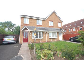 Thumbnail 4 bedroom semi-detached house for sale in Coopers Way, Blackpool