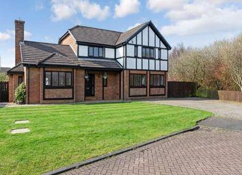 Thumbnail 4 bedroom detached house for sale in Rosemount, Westerwood, Cumbernauld, North Lanarkshire