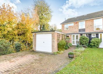 Thumbnail 5 bed semi-detached house for sale in Streamside Close, Bromley