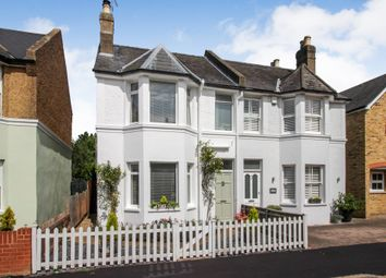 Thumbnail 3 bed semi-detached house for sale in Cherry Orchard Road, West Molesey