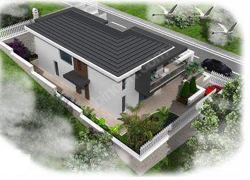 Thumbnail 3 bed villa for sale in Akbuk Green Hill, Didim, Aydin City, Aydın, Aegean, Turkey