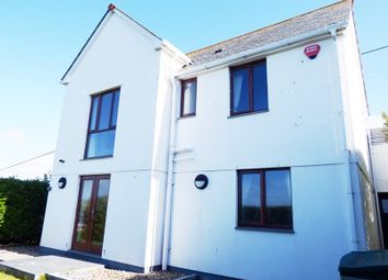 Thumbnail 4 bedroom detached house for sale in Coombe View, Perranporth