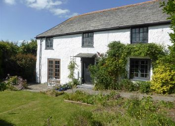 Thumbnail 3 bed terraced house for sale in Lynstone Road, Bude, Cornwall