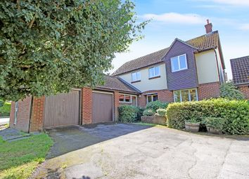 Thumbnail 4 bed detached house for sale in Rosebay Avenue, Billericay