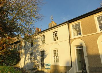 Thumbnail 2 bed flat to rent in Cornwall Terrace, Penzance