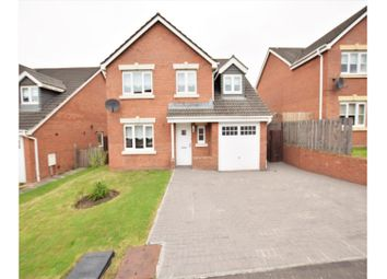 Thumbnail 5 bed detached house for sale in Linkwood Road, Airdrie