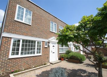 Thumbnail 3 bedroom end terrace house for sale in Shaftesbury Crescent, Staines-Upon-Thames, Surrey