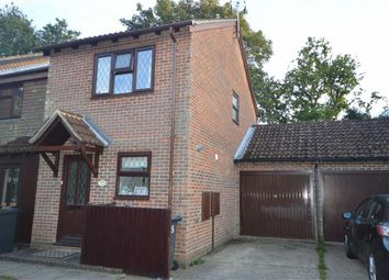 Thumbnail 2 bed end terrace house to rent in Troy Close, Crowborough