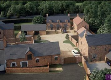 Thumbnail 3 bedroom barn conversion for sale in Rose And Crown, Main Street, Tilton On The Hill, Leicestershire