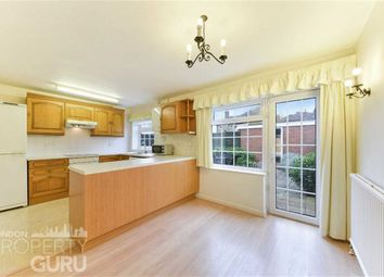 Thumbnail 4 bed end terrace house for sale in Coombe Lane, London