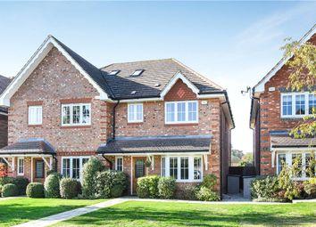 Thumbnail 4 bed semi-detached house for sale in Ellerton Close, Wokingham, Berkshire